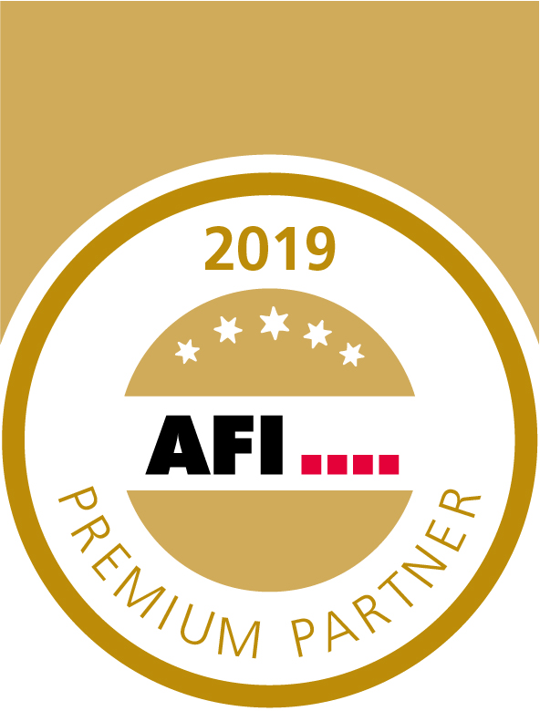AFI Premium Partner Siegel